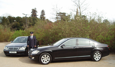 Our chauffeur service