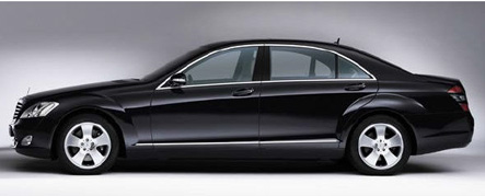 Mercedes Benz S-Class Long Wheel Base