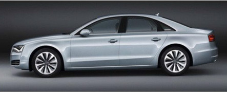 Audi A8 Long Wheel Base